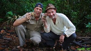 Loslopend Wild! Freek Vonk & Eddy Zoëy In Suriname Foto
