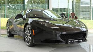 Lotus Evora photo