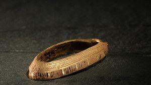 Das Gold der Angelsachsen Foto