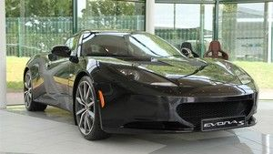Lotus Evora fot
