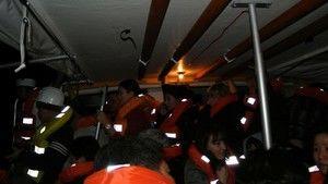 Menekülés a Costa Concordiáról fotó