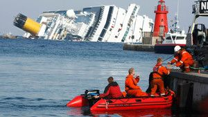 Costa Concordia Tragedy photo