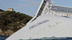 Costa Concordia imagine