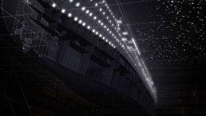 Titanic in CGI foto