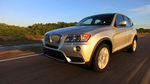 BMW X3 Billed