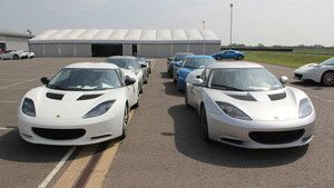 Lotus Evora Billed