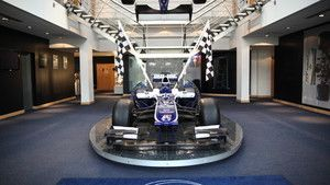 Williams F1 Billed