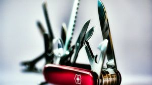 Swiss Army Knife foto