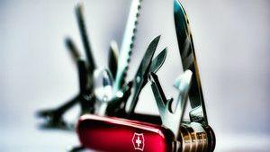 Swiss Army Knife foto