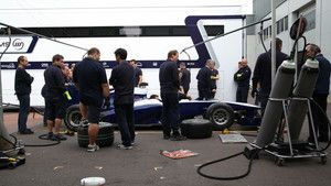 Williams F1 foto