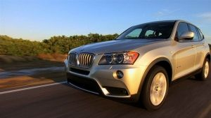 BMW X3 fot