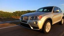 BMW X3 film