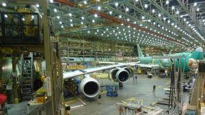 Boeing 747 fotó