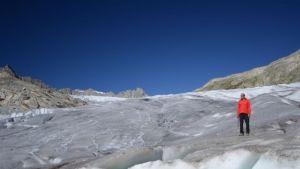 Víz és jég fotó