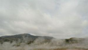 Tűzhányók fotó