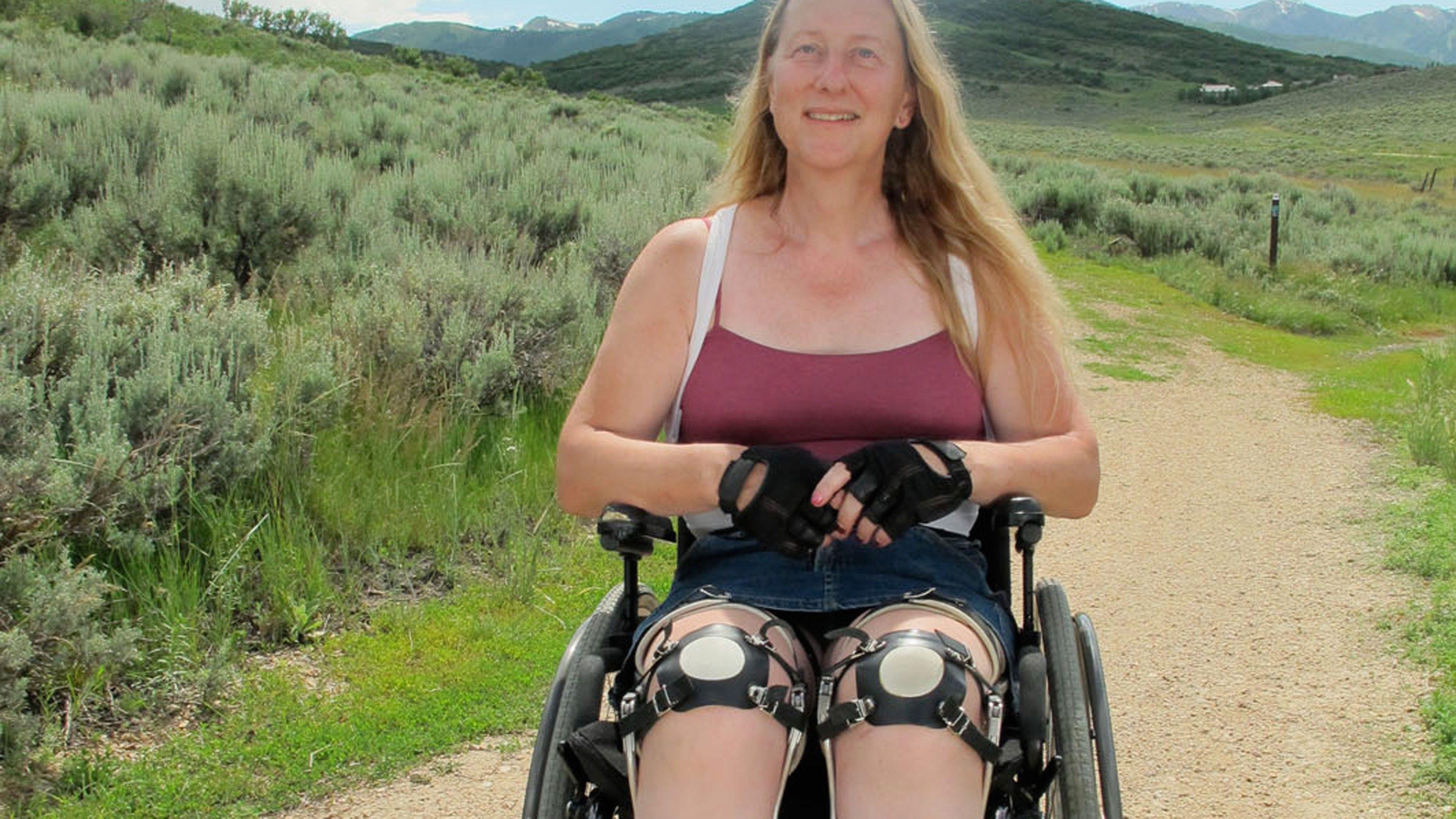Секс в инвалидных колясках 22 фотография