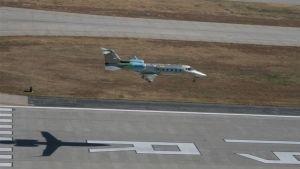 Learjet fotó