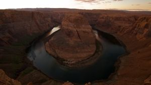 Safari dans le grand canyon photo
