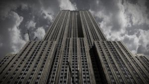 Das Empire State Building Foto