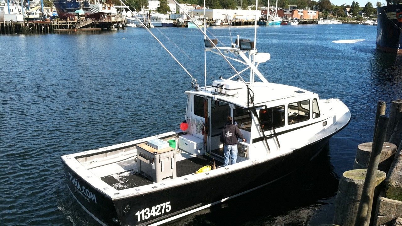 The Boats of Wicked Tuna