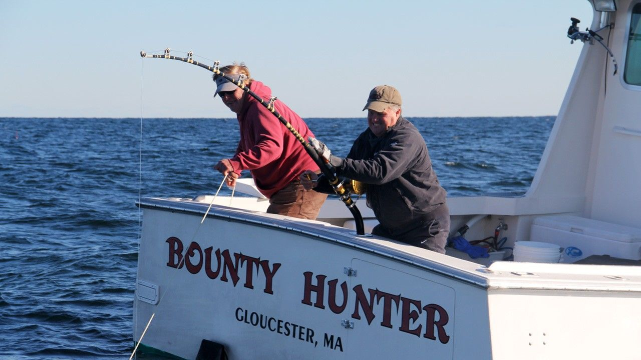 The boats of wicked tuna photos wicked tuna national for Tuna fishing boats