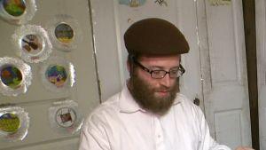 På innsiden: Hasidisme Bilde