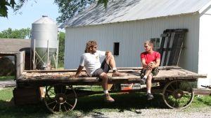BASTIDORES: Amish: O Desafio de Abandonar a Comunidade fotografia
