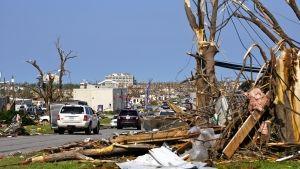 Vitne: Tornadoen i Joplin Bilde