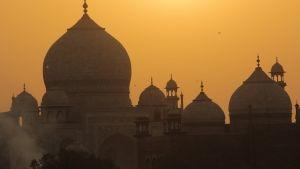 Světové dědictví: Tádž Mahal fotografie