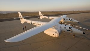 Virgin Galactic Bilde