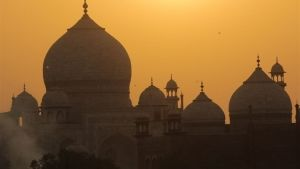 Tádzs Mahal fotó