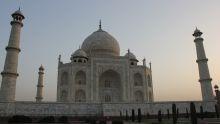 Taj Mahal show