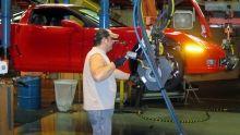Corvette ZR1 SAYFAYA GİT