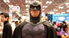 Meet the Comic Heroes show