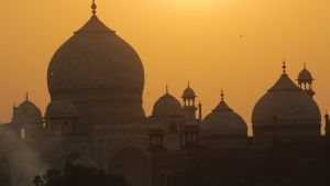 India: The Taj Mahal photo