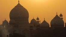 India: The Taj Mahal show