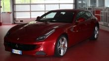 Ferrari FF show