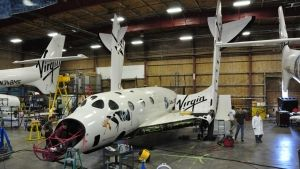 Virgin Galactic Billed