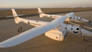 Virgin Galactic foto