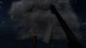 Tűz a pilótafülkében fotó