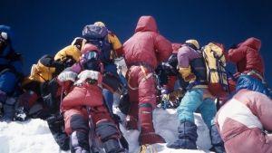 Halál az Everesten fotó