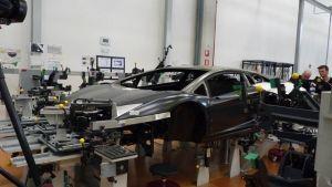 Lamborghini Aventador Billed