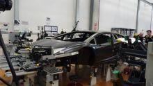 Lamborghini Aventador Program