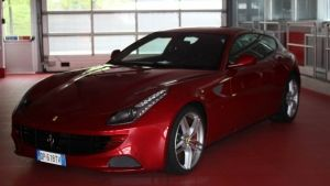 Ferrari FF Billed