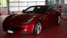 Ferrari FF film