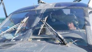 Helikopterbaleset Skóciában fotó
