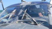 Helikopterbaleset Skóciában film