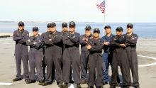 På innsiden: Krigsskip i det 21. århundre Program