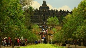 Borobudur fotó