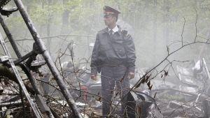 Flyhavarikommisjonen: Den polske presidentens død Bilde